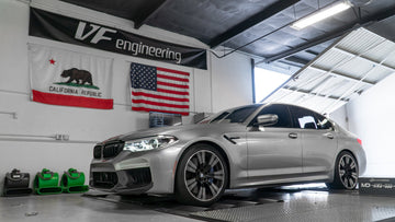 VF Engineering BMW (F90) M5 ECU Tuning Software (2017+)