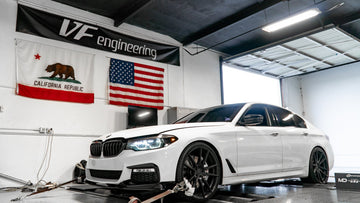 VF Engineering BMW (G30) 540i ECU Tuning Software (2017+)
