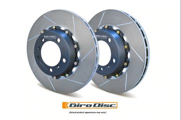 FabSpeed Porsche 996 Carrera GiroDisc Upgraded Brake Rotors (1999-2004)
