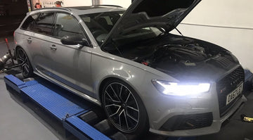 VF Engineering Audi RS6 ECU Software