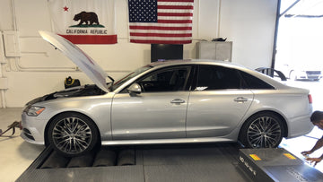 VF Engineering Audi A6/A7 3.0T (C7) ECU Software