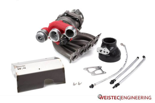 Weistec M133 W.4 Turbocharger Tuner System