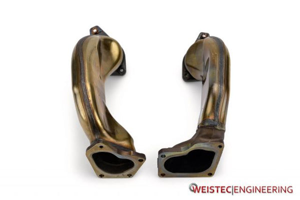 Weistec M157 Downpipes and Exhaust, SL63