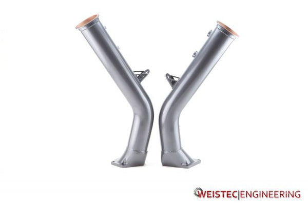 Weistec M157 Downpipes and Exhaust, E63 RWD