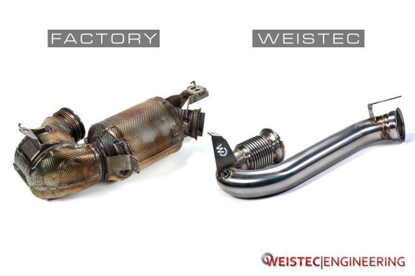 Weistec M256 Downpipe