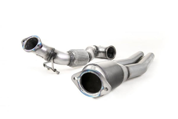 MillTek Audi RS3 Sedan Sport Cat Large-Bore Downpipe (2019-2021)