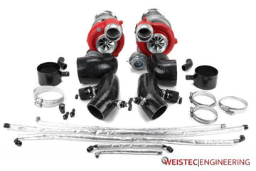 Weistec W.4 S63 Turbo Upgrade