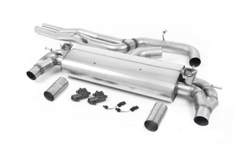 MillTek Audi RS3 Sedan Cat-Back Exhaust System (2017-2018)