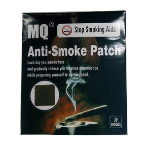 ANTI-SMOKE™ Patches (30 Patches)