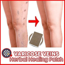 Load image into Gallery viewer, Varicose Veins Herbal Healing Patches (6 Patches)