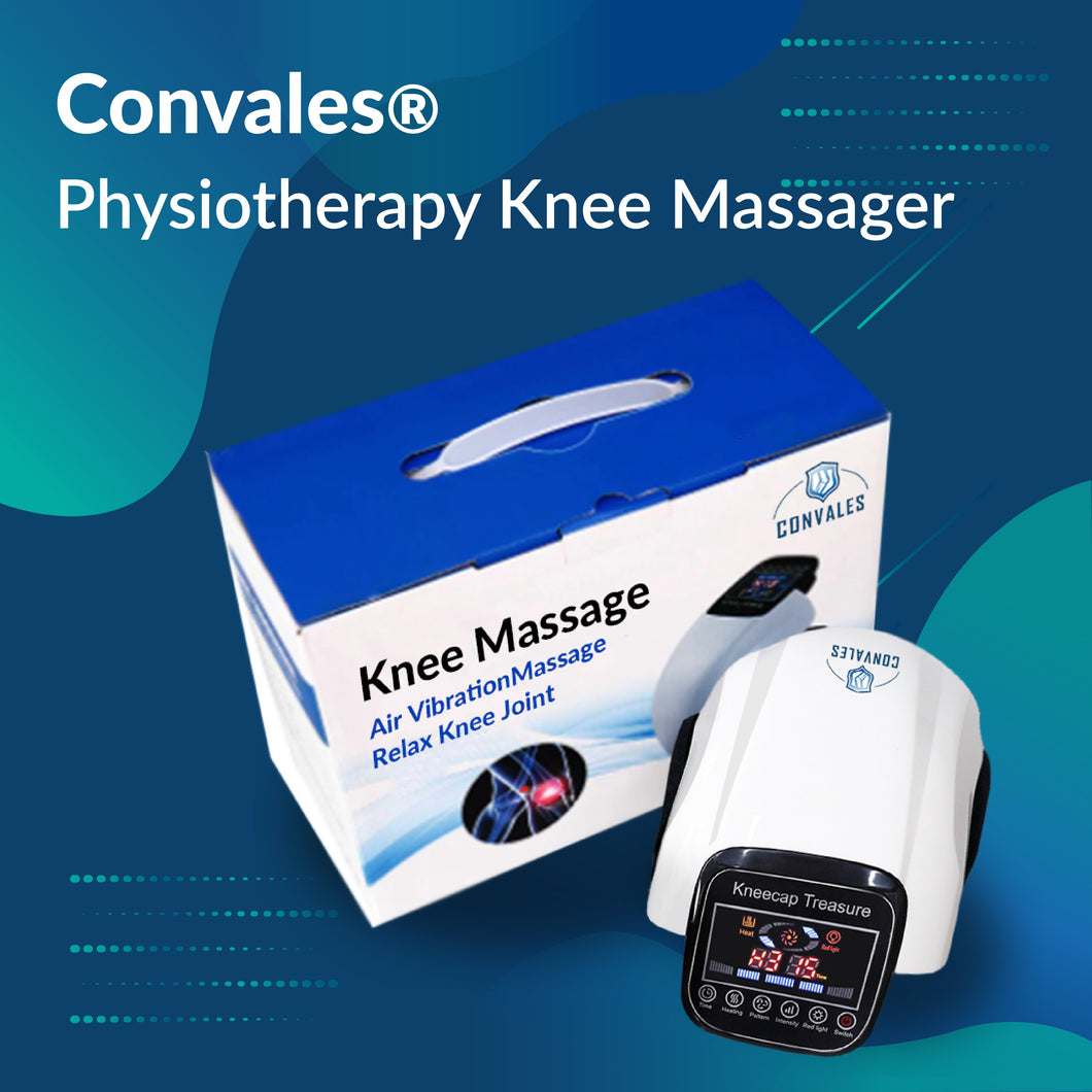 Convales® Physiotherapy Knee Massager