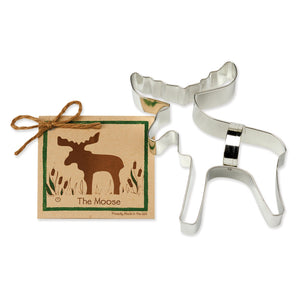 "Ann Clark 6-1/2""  Moose Cookie Cutter (ACM)"