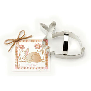 "Ann Clark 5-1/2"" Rabbit Cookie Cutter (ACR)"