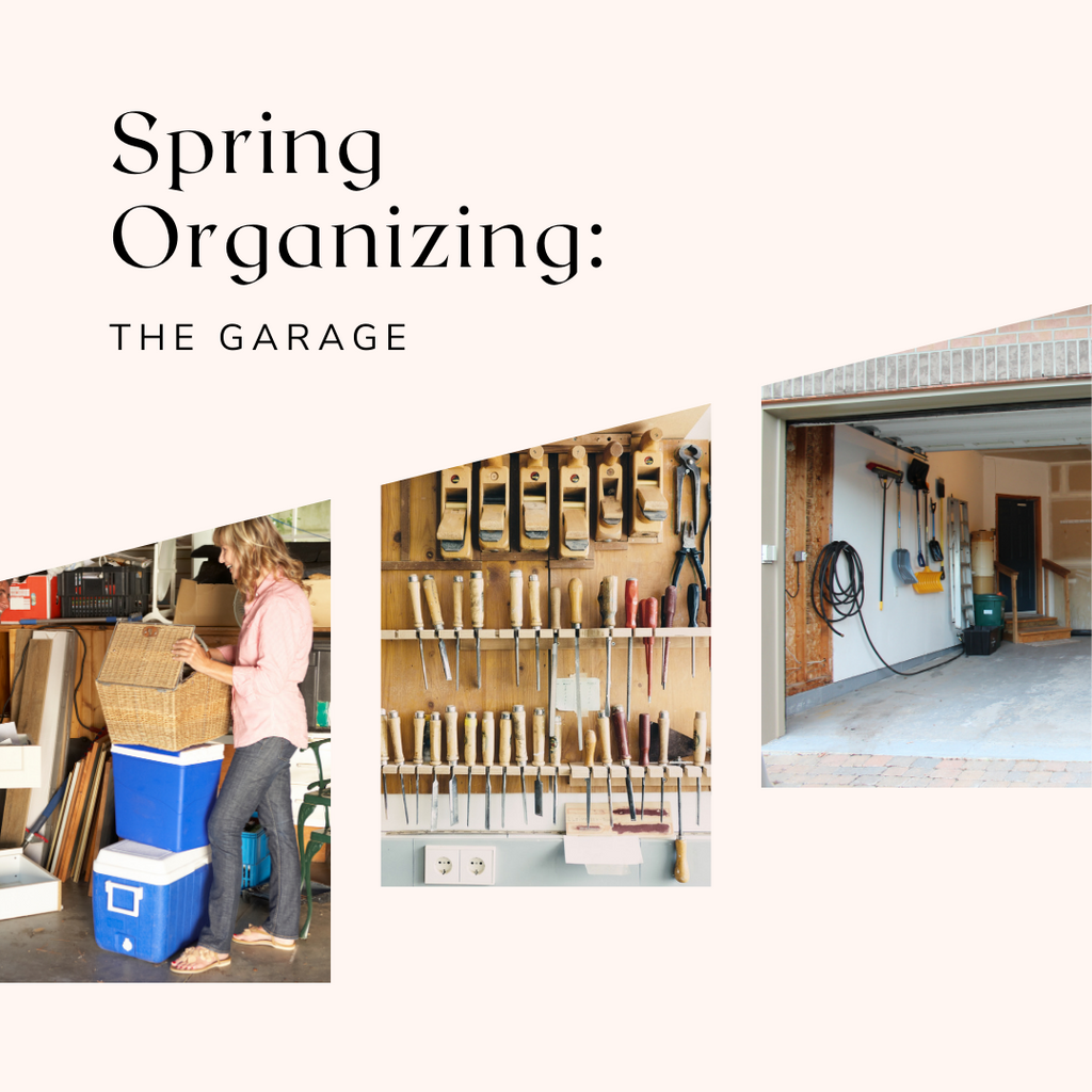 Spring Organizing: The Garage