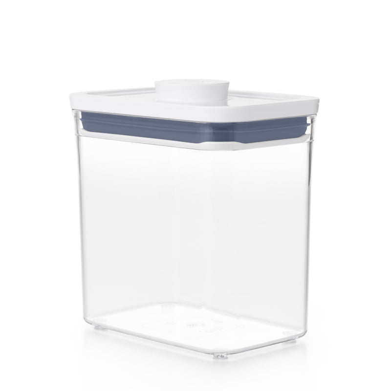 POP 2.0 Rectangle Short Container