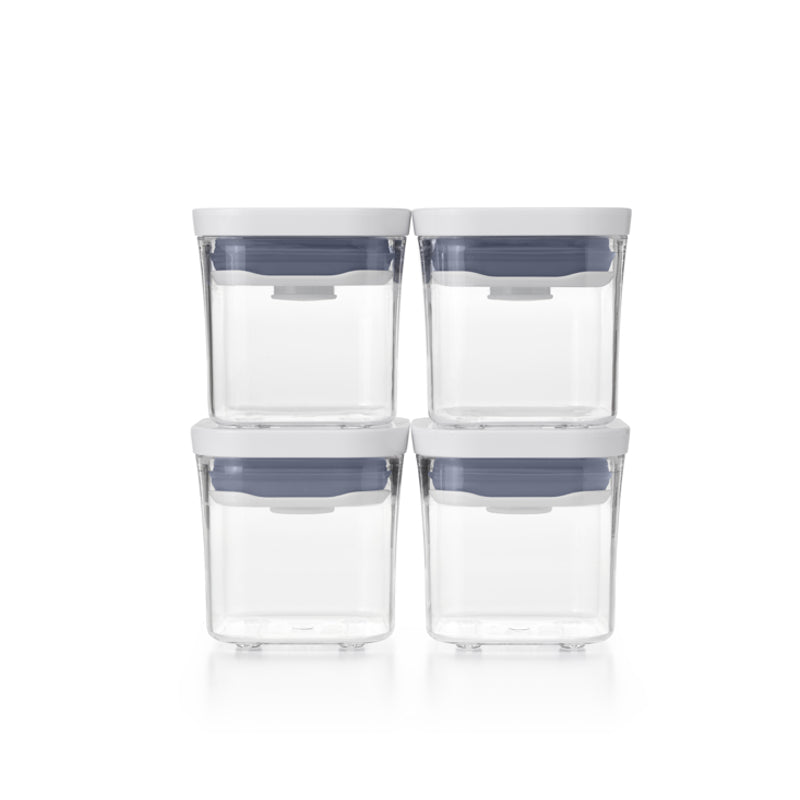 POP 2.0 4-Piece Mini Container Set