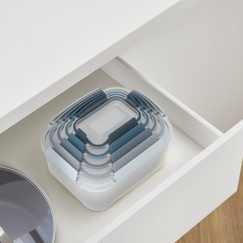 Nest™ Lock 5-Piece Compact Storage Container Set