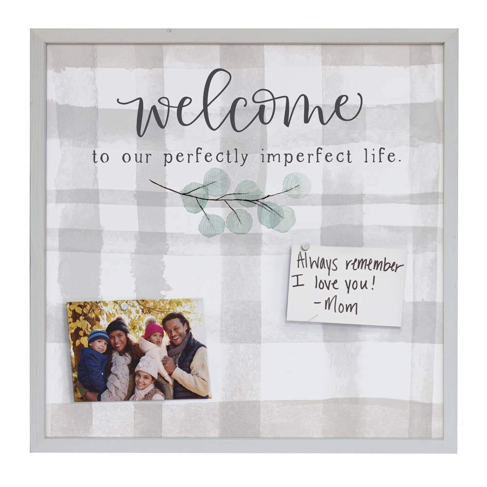 "Magnetic Message Boards  24"" x 24"""