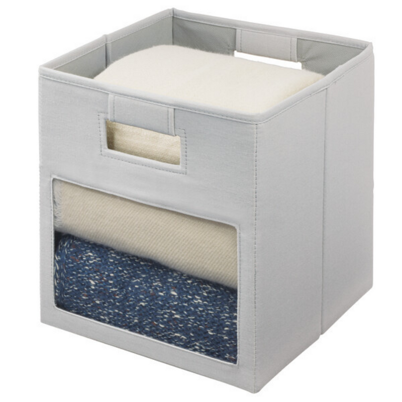 Evie View Front Storage Cube