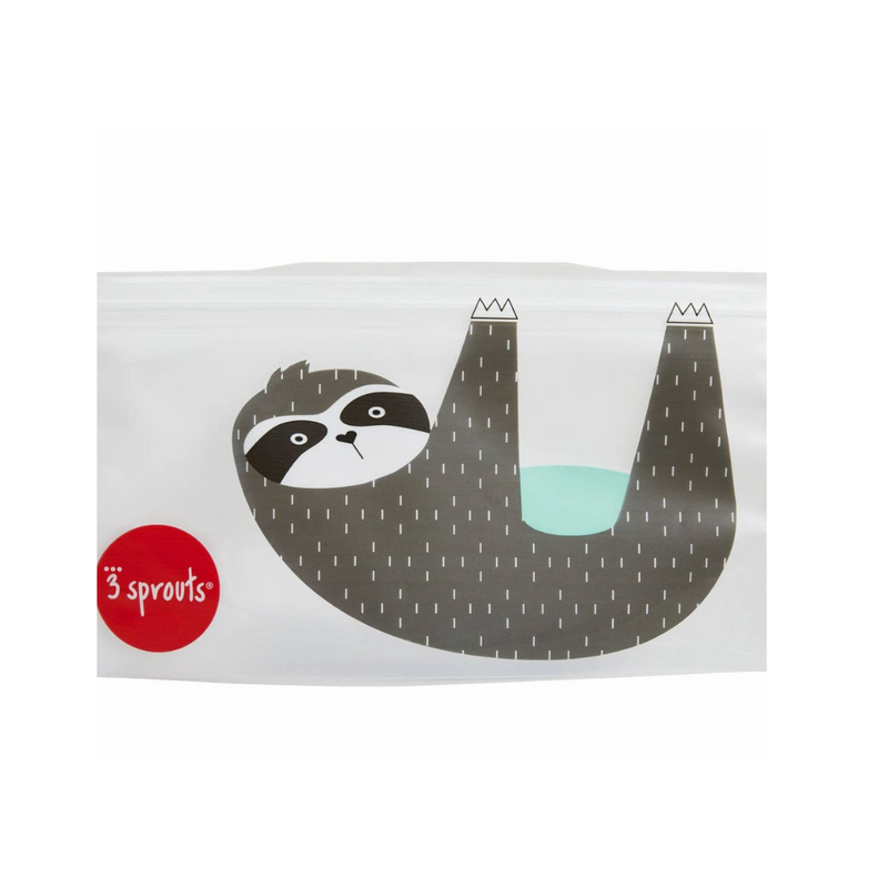 3 Sprouts Snack Bag (pack of 2)
