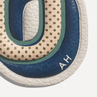 Anya Hindmarch Eight 8 Embossed leather sticker from the stickershop collection
