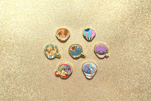 Starry Sky Cup Pin