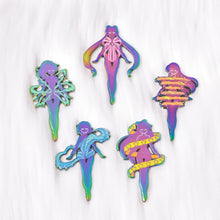 Load image into Gallery viewer, Magical Transformation Pins Full Set