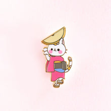 Load image into Gallery viewer, Awaordori Cat Pin