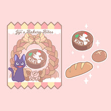 Load image into Gallery viewer, Preorder: Jiji's Bakery Bites Candy Bag Charm
