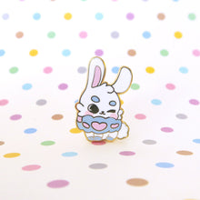 Load image into Gallery viewer, Blue Bunny Pin
