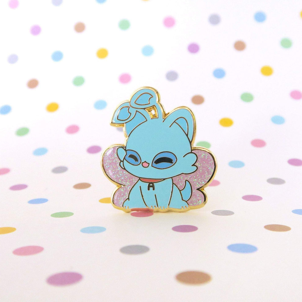Faerie Fantasy Pet Pin