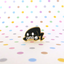 Load image into Gallery viewer, OMG Hat Enamel Pin