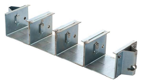 4 Line Coupler for Trough