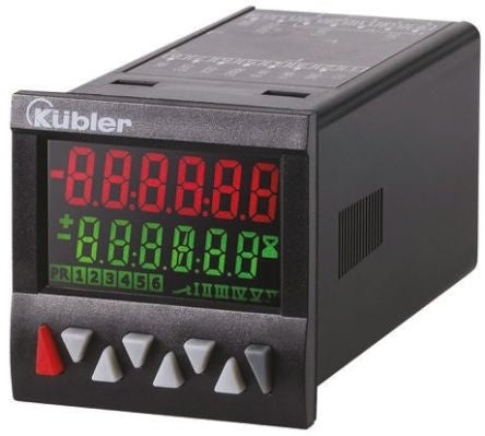 Replacement Counter for Weigher Control - Kubler