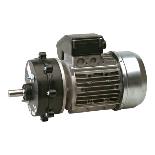 Geared Motor 0.55kW, 800rpm, 1Phase