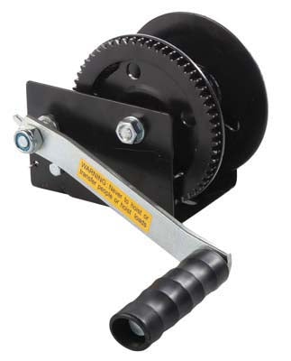 Ratchet Hand Winch, Not Braked - NOT FOR LIFTING 1,100lb
