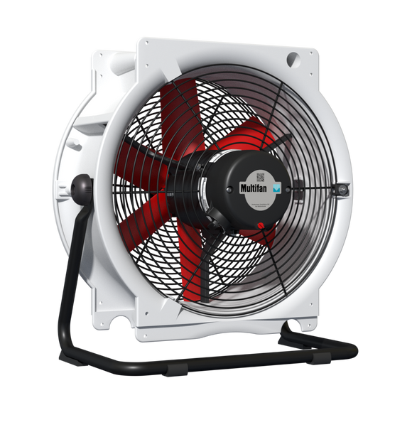 Mobile Recirculation Fan 420mm - Supplied with Speed Controller fitted