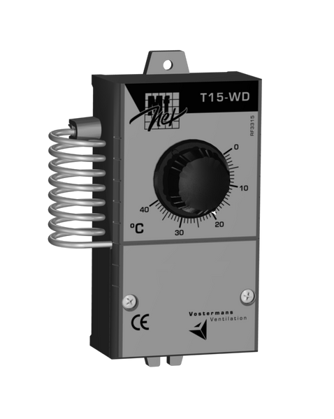 T15-WD Multifan Thermostat