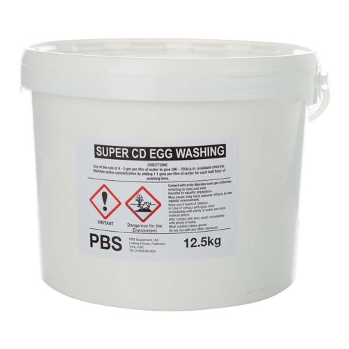 Egg Wash Powder CD 12.5kg