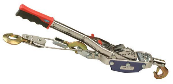 4 tonne Hand Power Puller, with Double Gear chain puller
