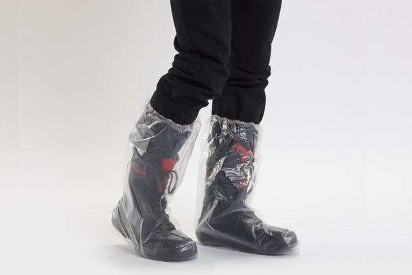 Overboots with Elastic Top - 25 pairs