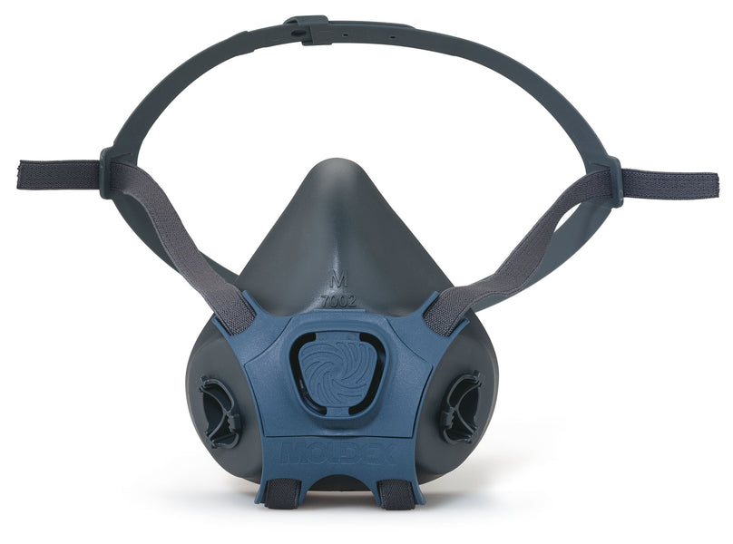 Moldex 7000 (7002 Medium) Half Mask - Protection against gas, vapour and dust