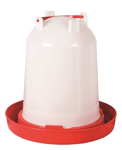 Poultry Font  Drinker, with handle - 6lt