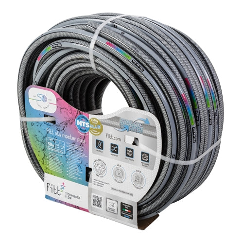 "Masterplus Hose ½"" Braided, Food quality - 30m Roll - Only £1.20/m"