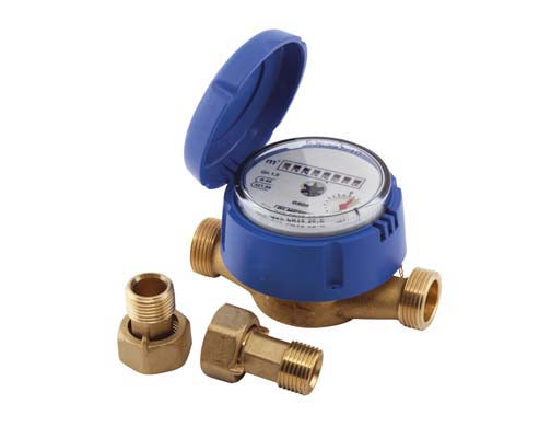Water Meter B Type 20mm bore (1