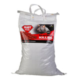 Ruby Grain - Difenacoum - Rat & Mouse Killer - 10kg - Professional Use Only