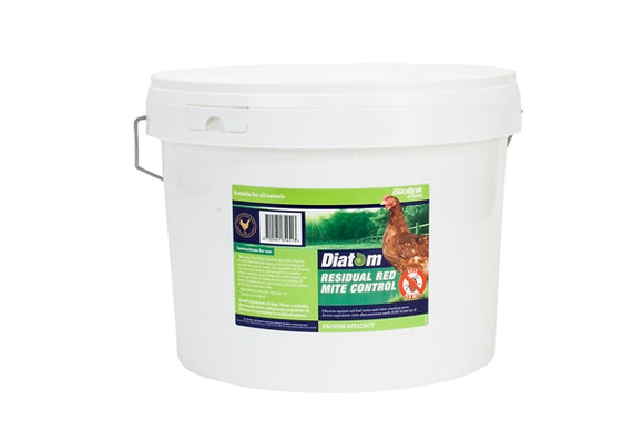 Diatom - Long lasting residual control of Red Mite 2.5kg