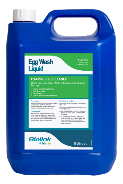 Liquid Egg Wash 5lt