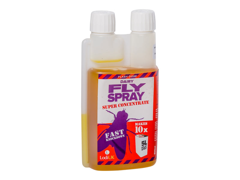 Dairy Fly Spray - Super Concentrate - 500ml