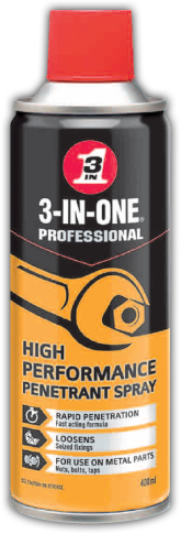 High Performance Penetrant Spray 3-IN-ONE 400ml